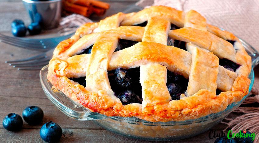 Blueberry Pie 🥘