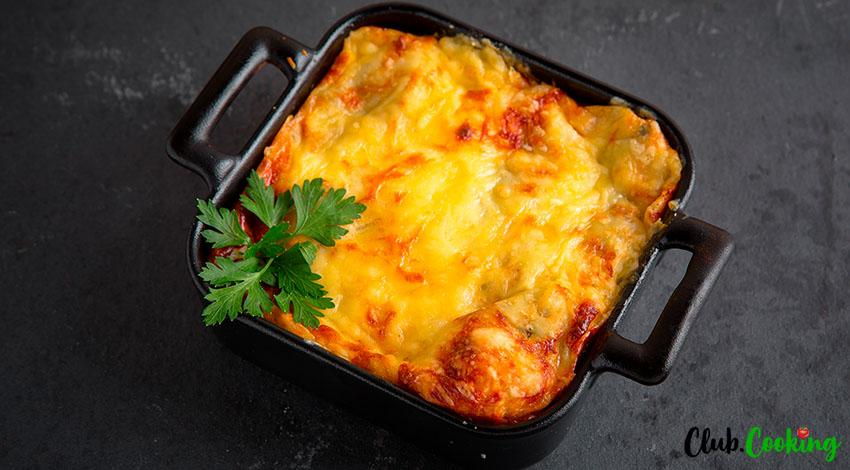 Breakfast Lasagna 🥘