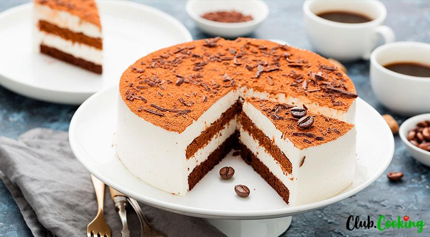Cannoli Cake 🥘