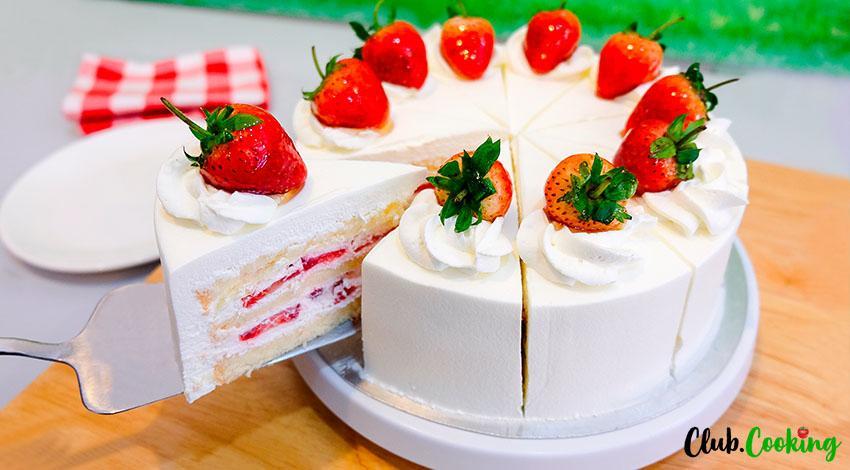 Cassata Cake 🥘