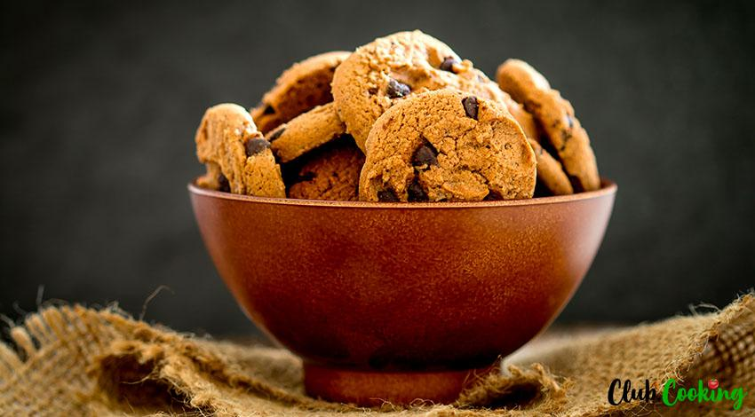 Chip Cookies 🥘