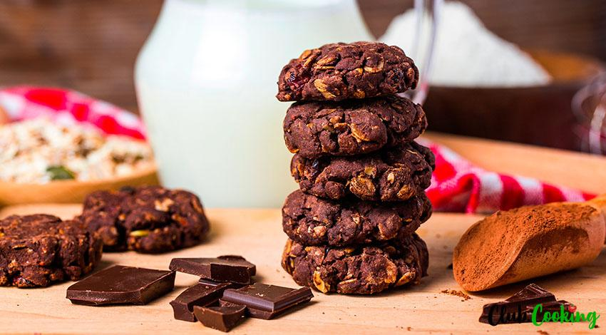 Chocolate Peanut Butter Cookies ?