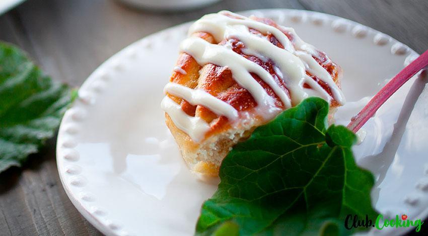 Cinnamon Roll Cake 🥘