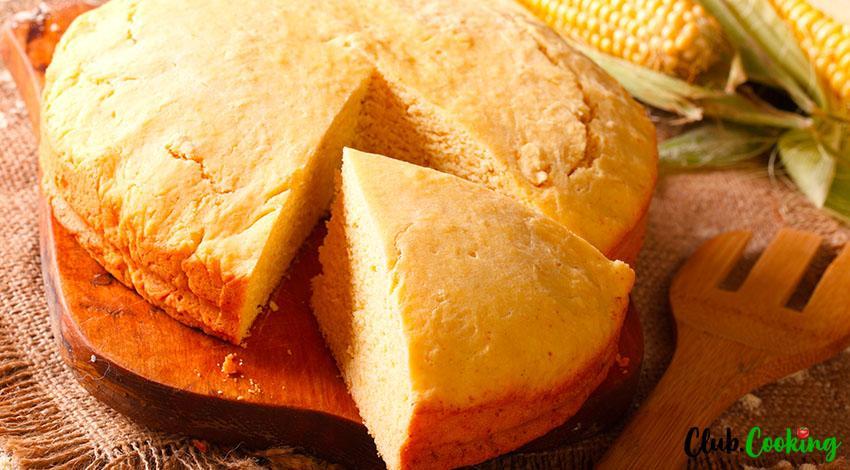 Corn Bread 🥘