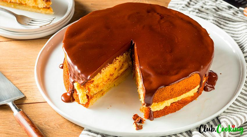 Eclair Cake ?