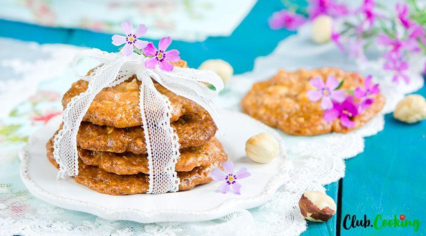 Florentine Cookies 🥘