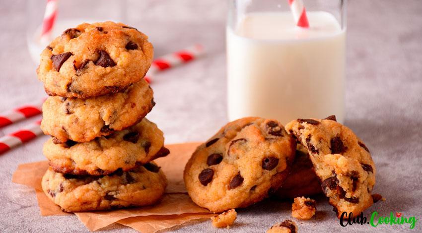 Gluten Free Cookies 🥘