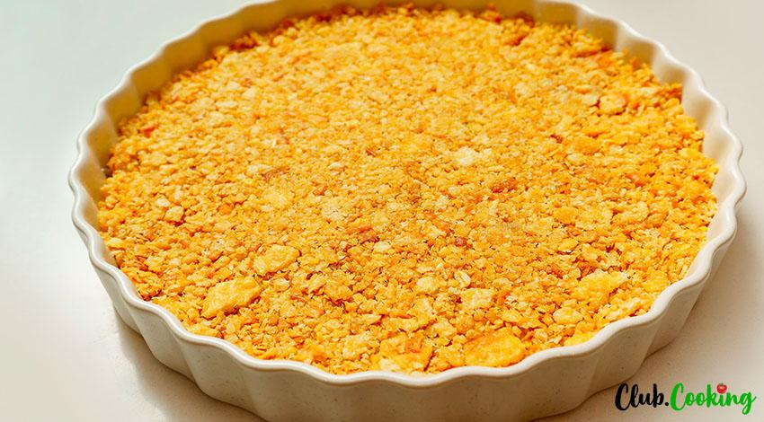 Graham Cracker Pie 🥘