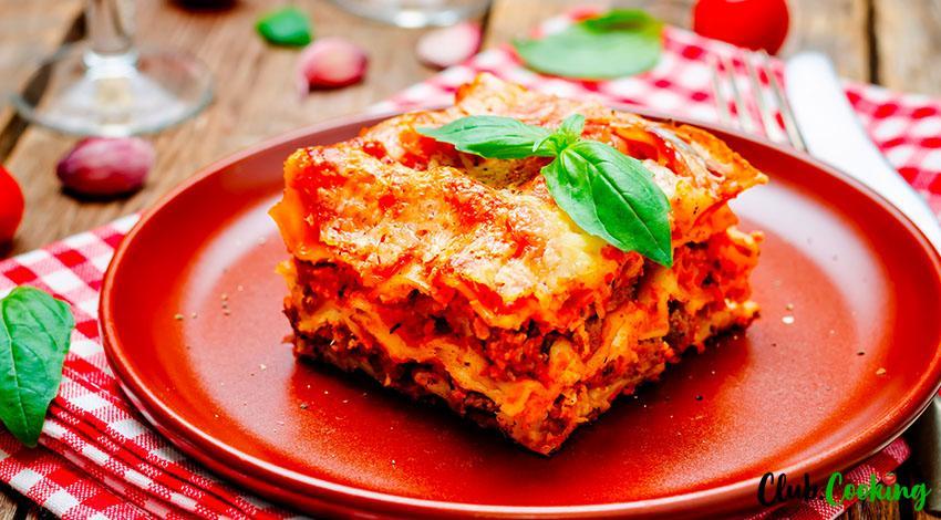 Homemade Lasagna 🥘