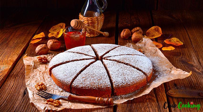 Honey Bun Cake ?
