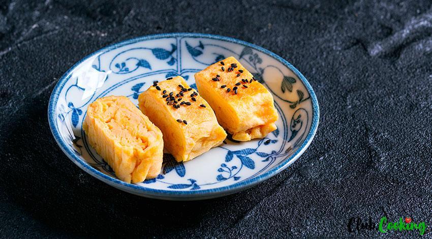 Japanese Omelette 🥘