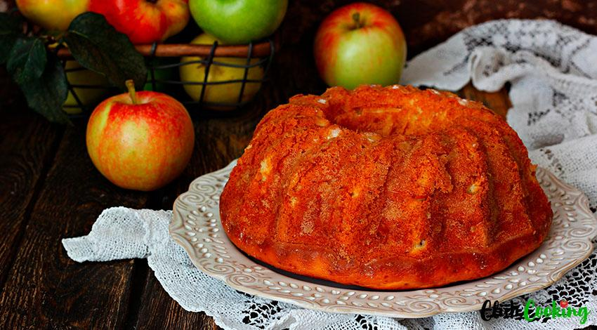 Jewish Apple Cake 🥘