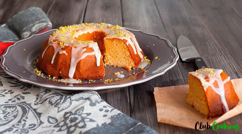 Limoncello Cake 🥘