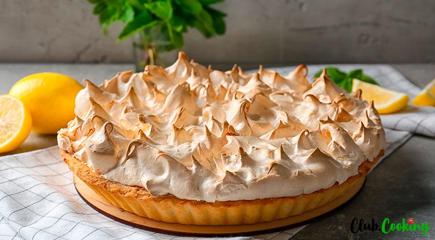 Lemon Meringue Pie 🥘