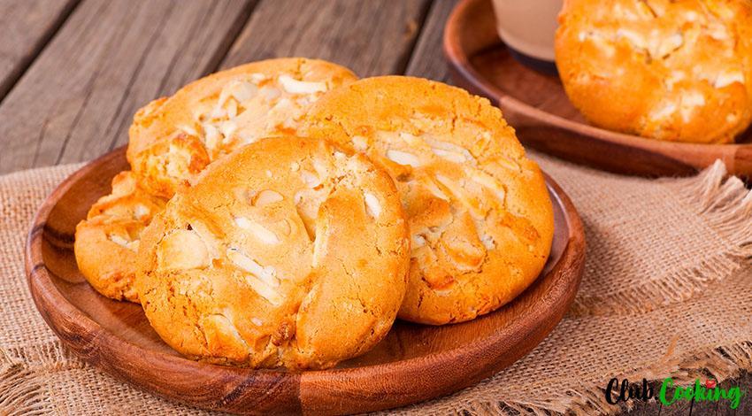 Macadamia Nut Cookies 🥘