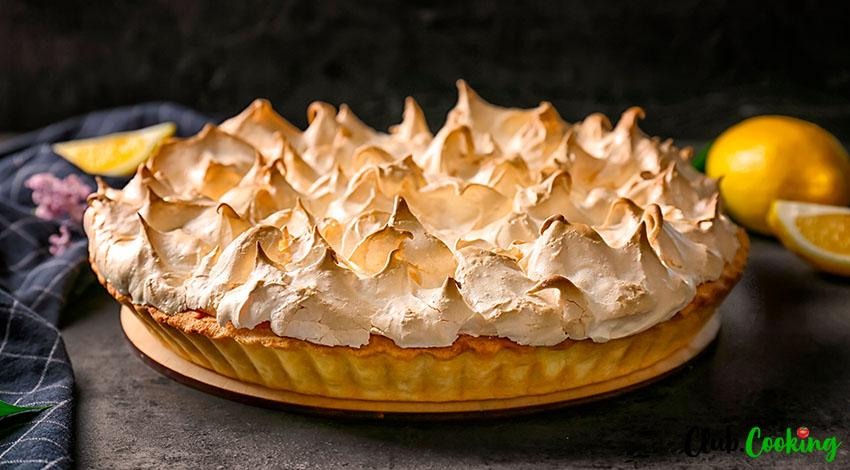 Meringue Pie Topping ?