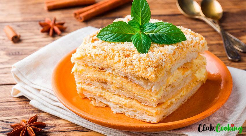 Napoleon Cake ?