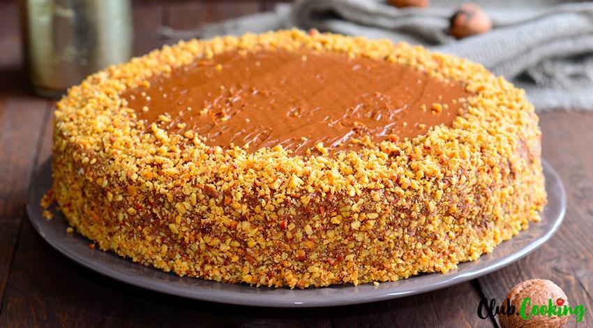 Peanut Butter Cake 🥘