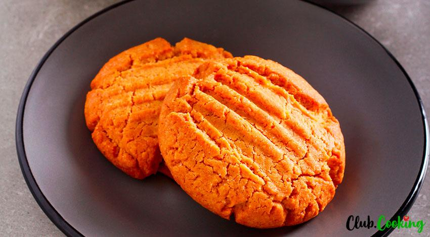 Peanut Butter No Bake Cookies 🥘