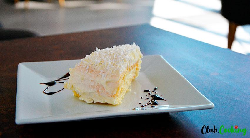 Pina Colada Cake 🥘
