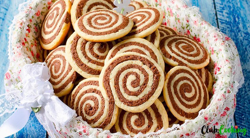 Pinwheel Cookies 🥘