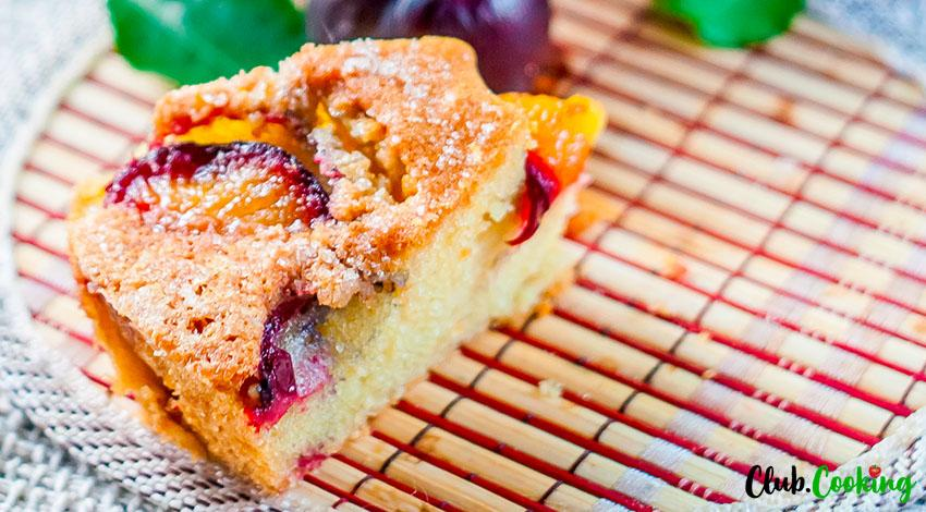 Plum Cake 🥘