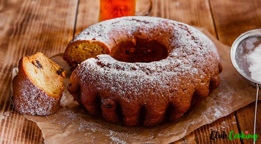 Spice Cake 🥘