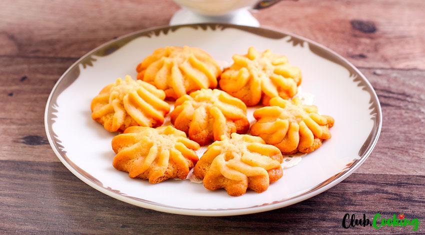 Spritz Cookies 🥘