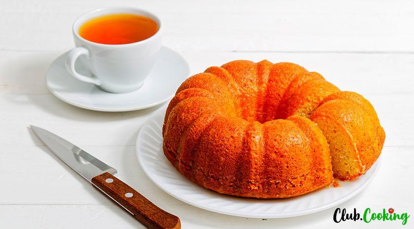 Tea Cake 🥘