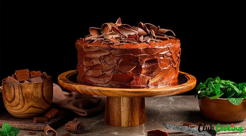 Tuxedo Cake 🥘