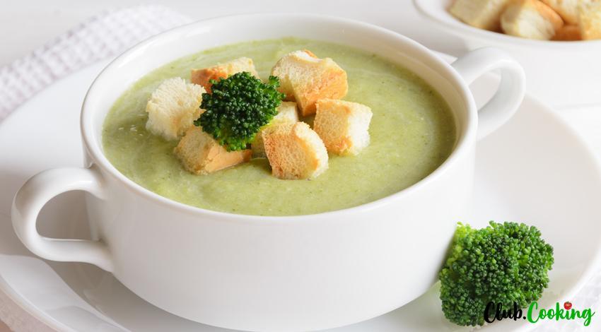 Brokkoli Suppe 🥘