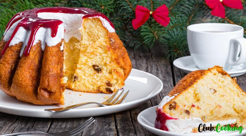 Bundt Cake 🥘