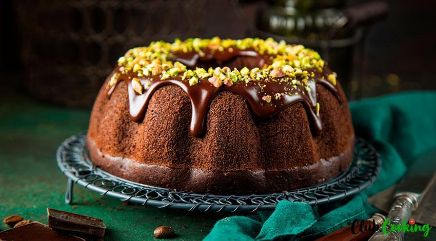 Banana Bundt Cake 🥘