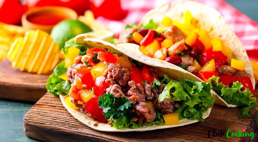 Beef Burrito 🥘