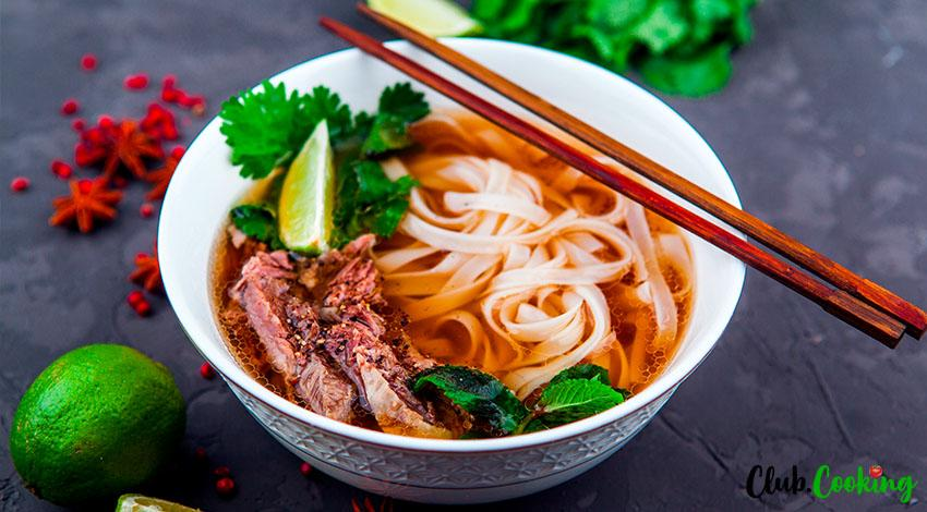 Beef Noodle Soup 🥘