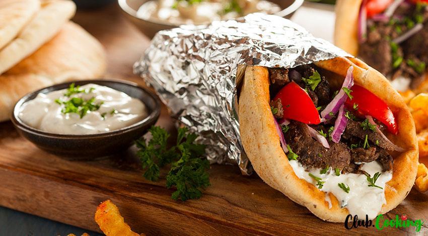 Beef Shawarma 🥘