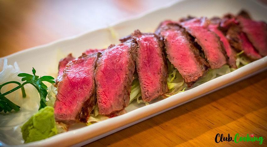 Beef Tataki 🥘