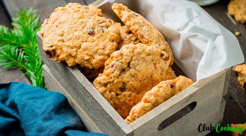 Best Oatmeal Cookies 🥘