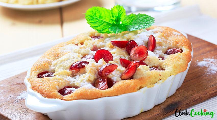 Cherry Cake 🥘