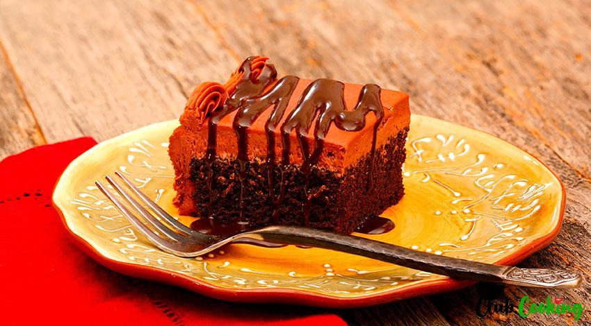Chocolate Sheet Cake 🥘