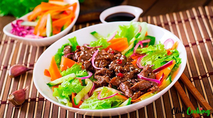 Hunan Beef 🥘
