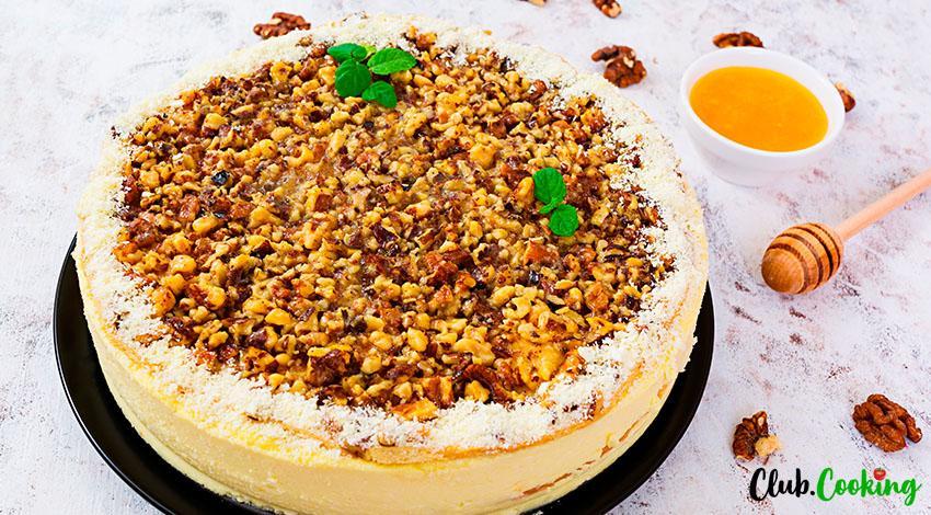 Lane Cake 🥘