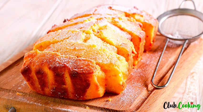 Million Dollar Pound Cake 🥘