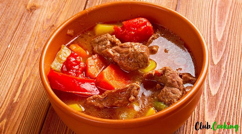 Old Fashioned Beef Stew 🥘