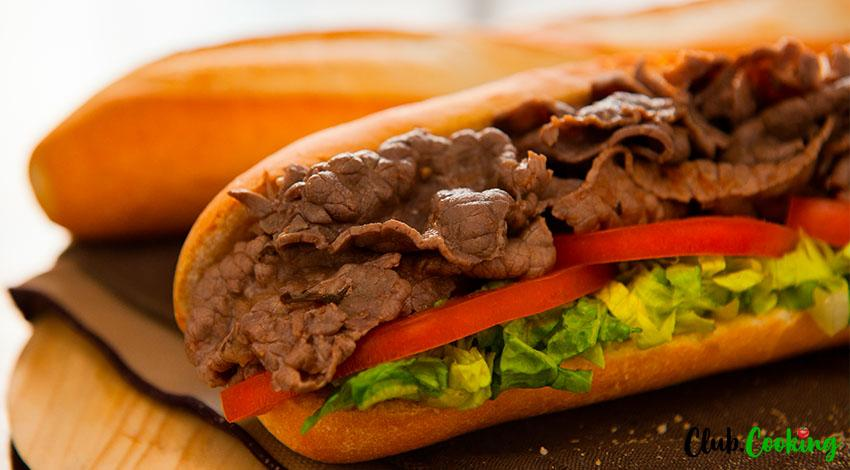 Roast Beef Sandwich ?