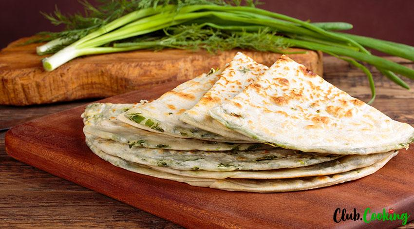 Scallion Pancakes 🥘