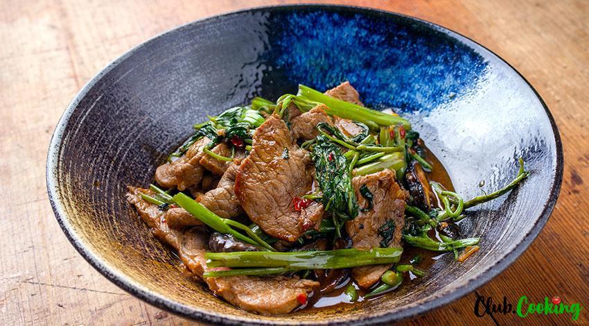 Szechuan Beef 🥘