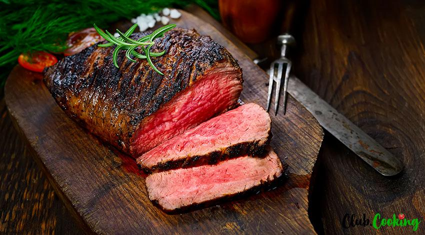 Top Round Roast Beef 🥘