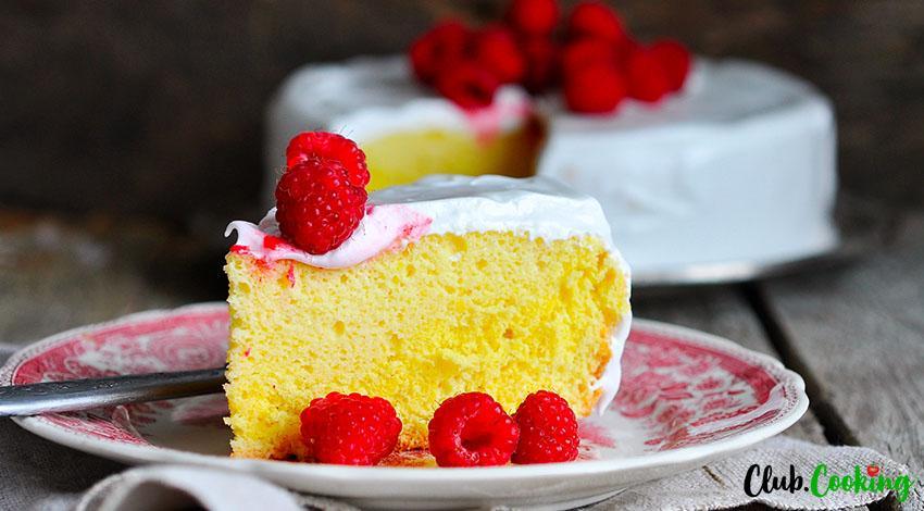 Tres Leches Cake 🥘