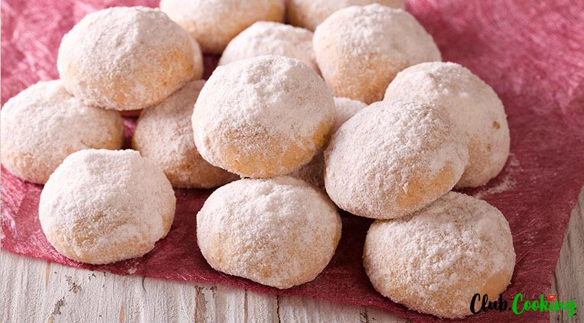 Wedding Cookies 🥘